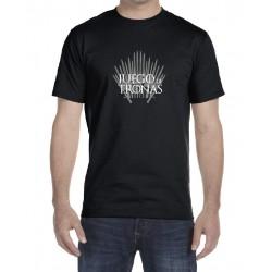 Camiseta Juego de Tronas