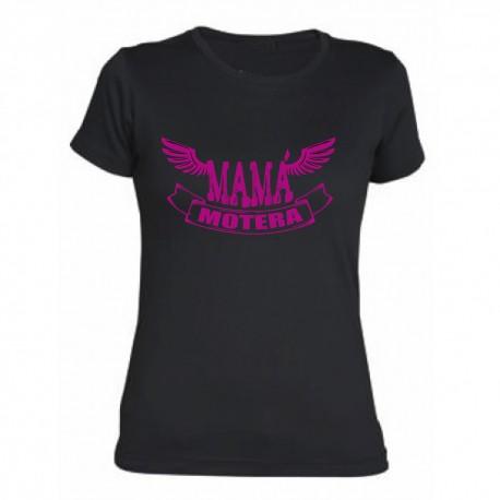 Camiseta Mamá Motera