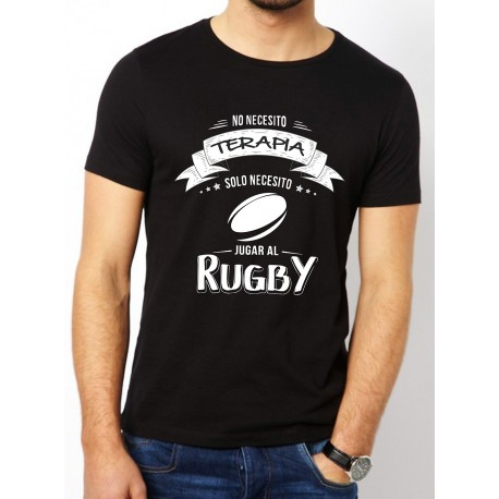 Camiseta Rugby vida