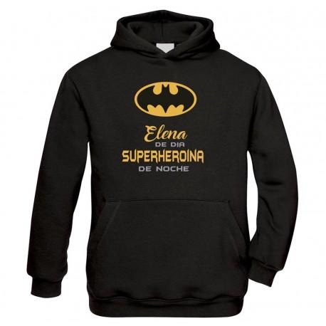 Sudadera, Superheroina