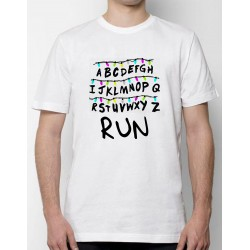 Stranger things camiseta