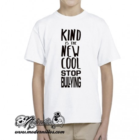Bulling Stop, kind is the new cool