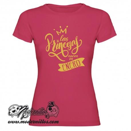 Las princesas nacen...